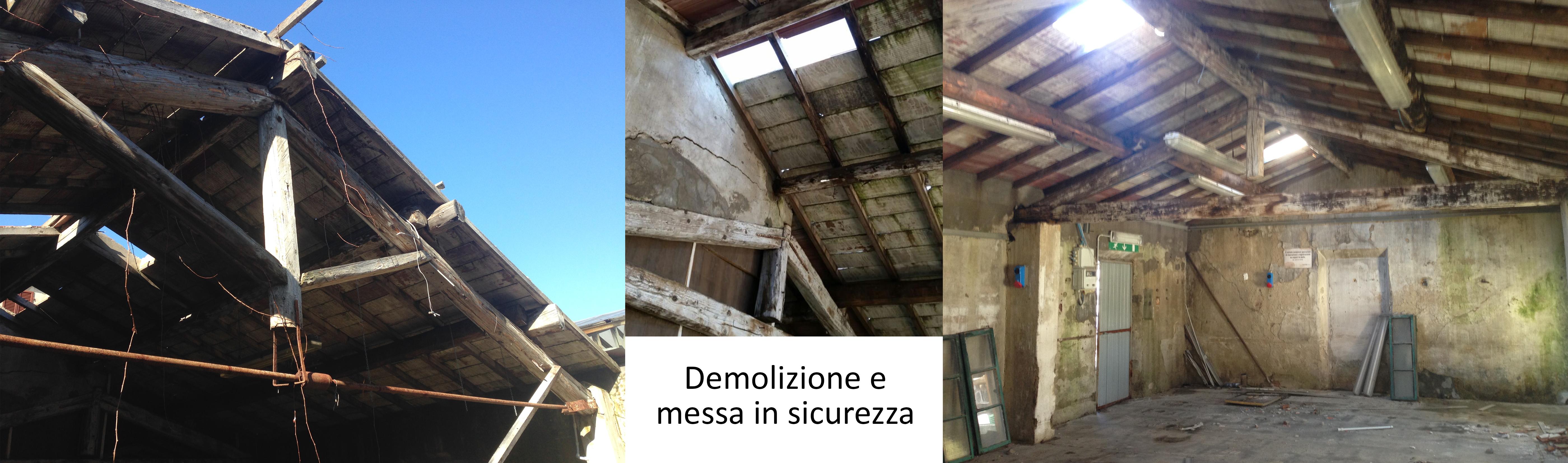 USL5_Demolizione copertura