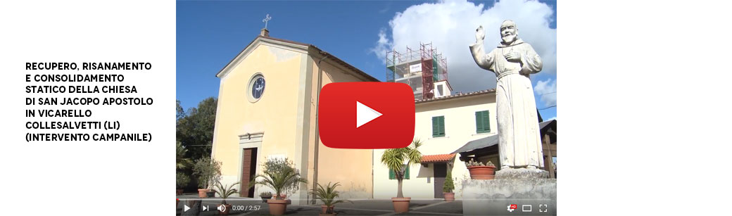 Restauro Campanile San Jacopo